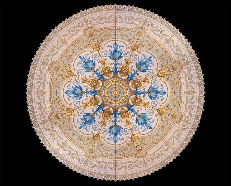 Plafond Louis XVI
