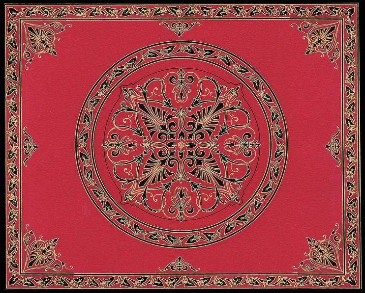 Plafond Etrusque