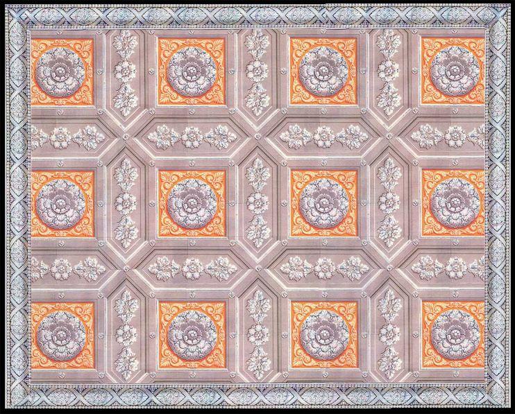 Plafond Chenonceaux