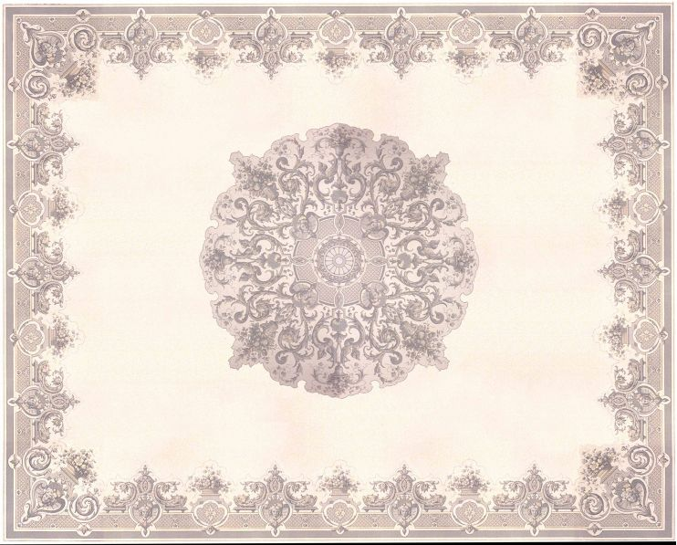 Plafond Azulejos