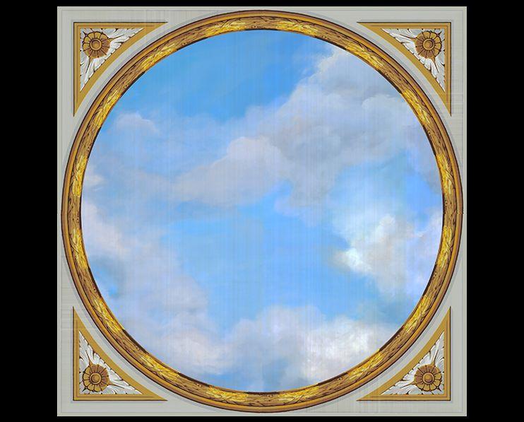 Plafond 1712