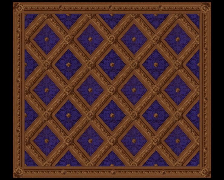 Ceiling panels 5826