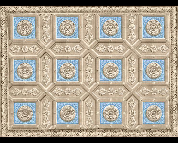 Chenonceaux Ceiling
