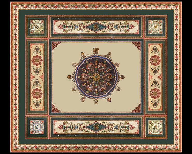 Plafond Byzantin