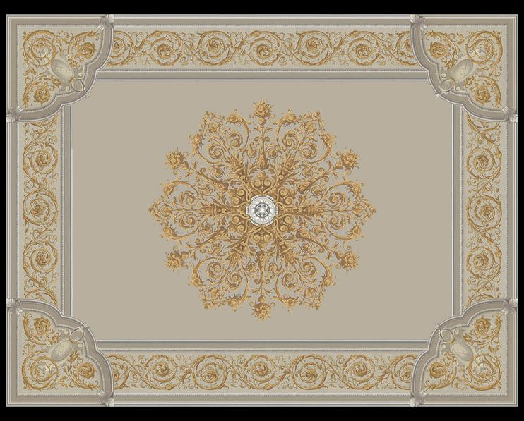 Plafond Renaissance