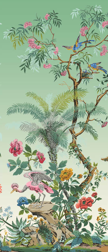 ZUBER factory or two centuries of wallpaper