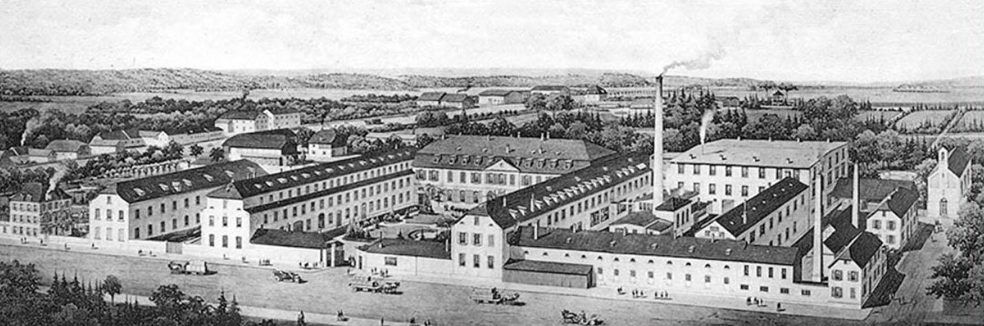 ZUBER - La manufacture