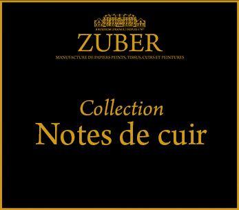 Collection Notes de cuir