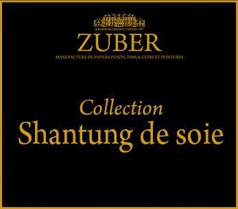 Collection Shantung de soie