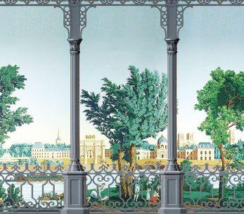 Veranda sur Paris