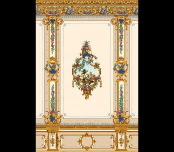 Décor Louis XV