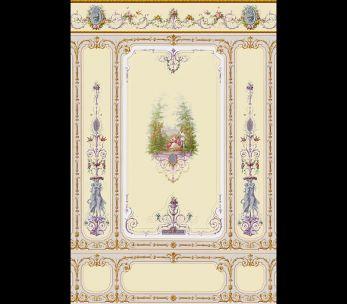 Décor Louis XVI