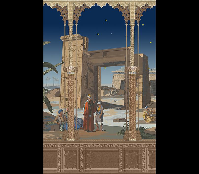 Décor Alhambra