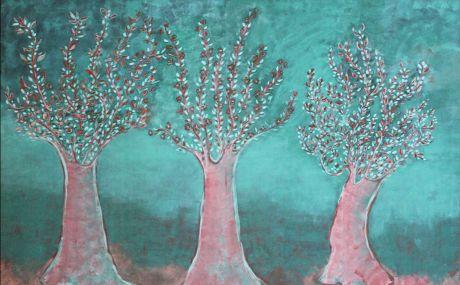 Les arbres fantômes (Collection Valérie Morien III)