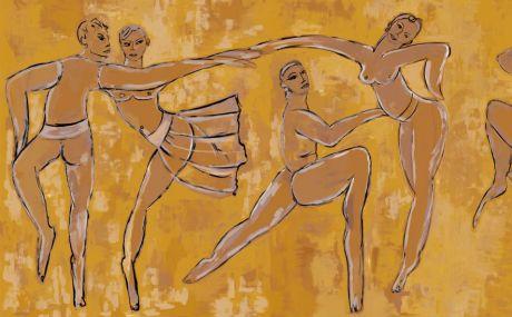 Les danseuses (Valérie Morien)