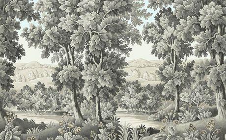 La Forêt des Ardennes (Original)