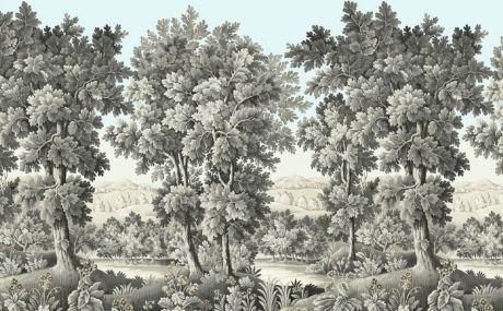La forêt des Ardennes (rallongé)