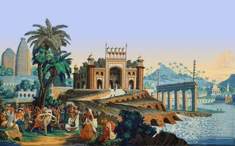 Grande Chasse au Tigre dans l'Inde
