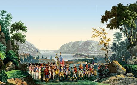 La guerre de l'indépendance américaine: lengths 8 to 14
