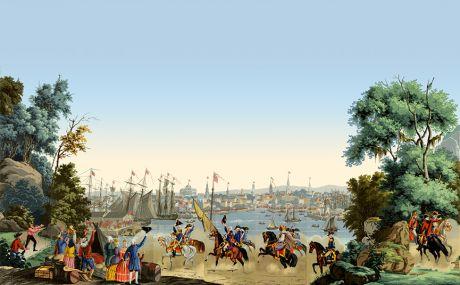 La guerre de l'indépendance américaine: lengths 15 to 23