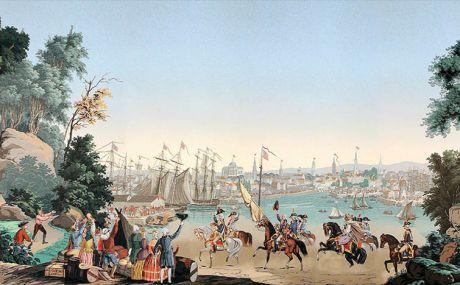 La Guerre de l'indépendance Américaine : lés 24 à 32