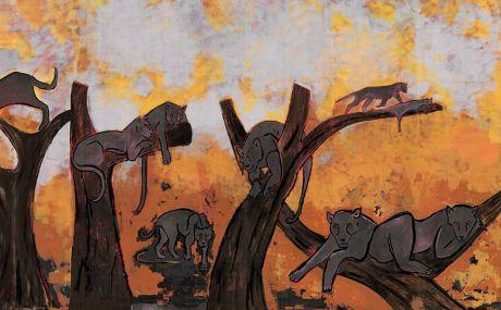 Les panthères (Valérie Morien)