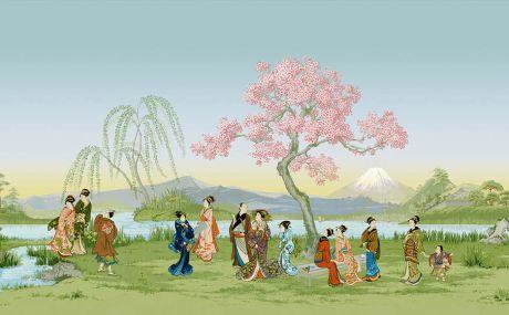 Scènes japonaises