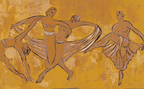 Les Danseuses 2 (Valérie Morien)