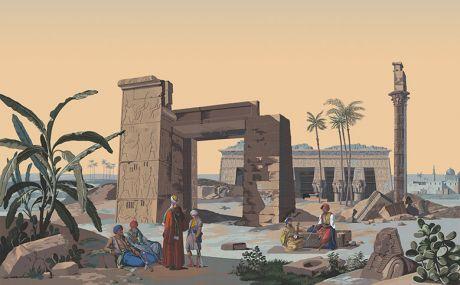 Vue d'Egypte