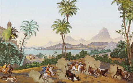 Les vues du Brésil: lengths 1 to 6