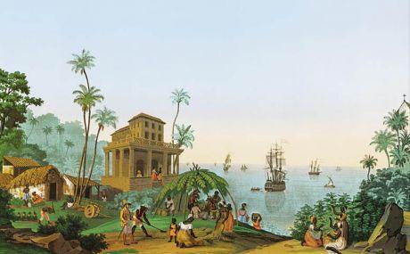 Les vues du Brésil: lengths 24 to 30
