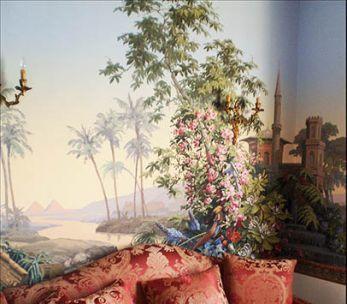 Décor panoramique '' Eldorado ''