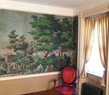 Scenic wallpaper '' Les vues d'Italie ''
