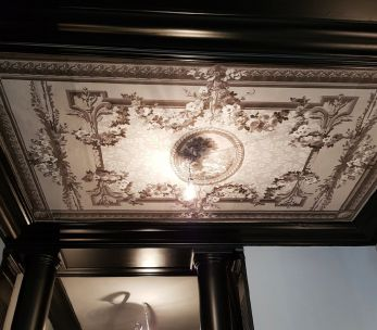 Plafond Gobelins fabrication spéciale