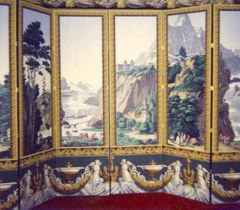 Décor panoramique