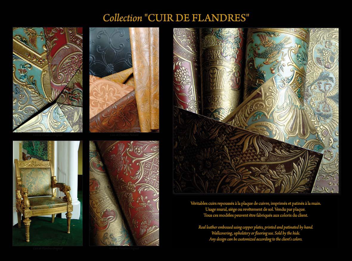 Cuir de Flandres