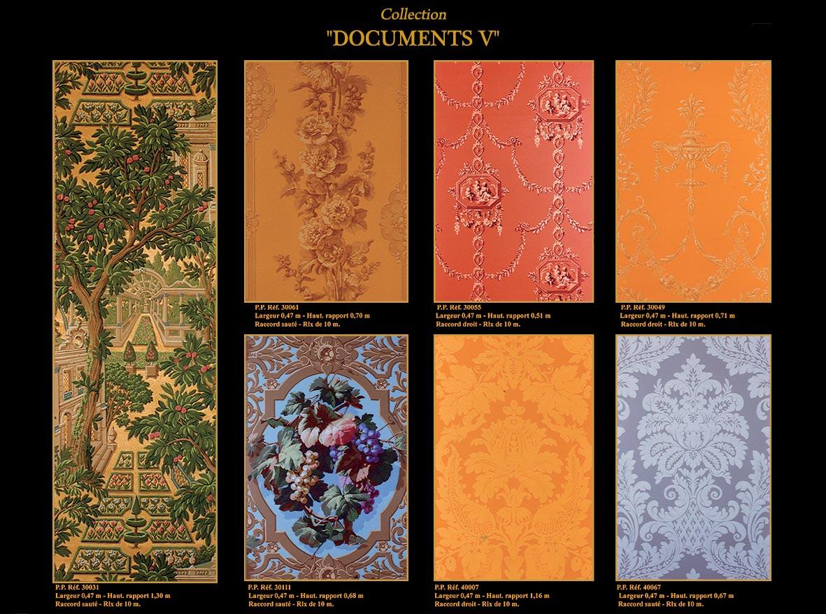 Documents V