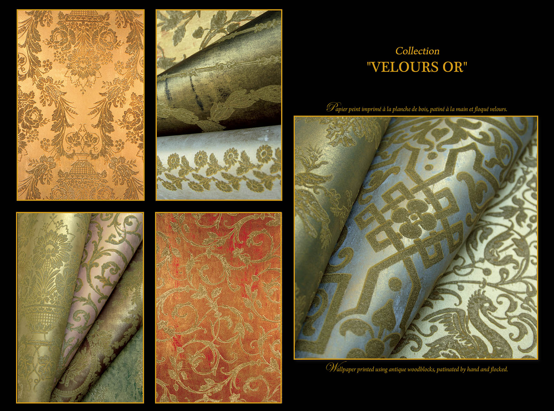 Velours or
