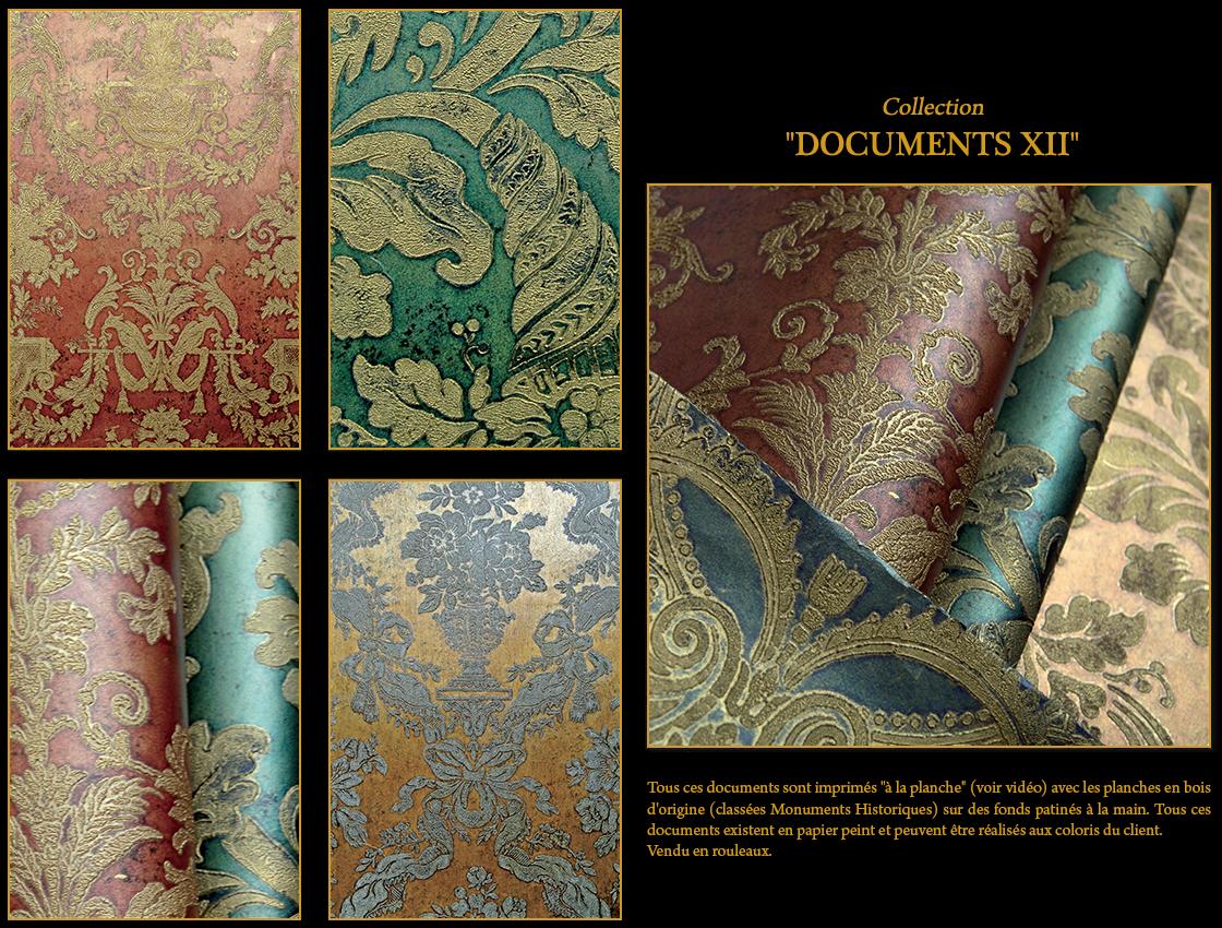 Documents XII