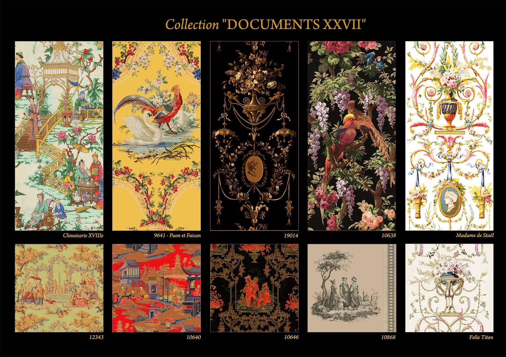 Documents XXVII