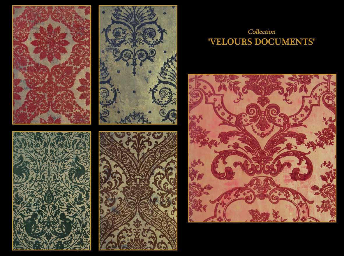 Velours documents